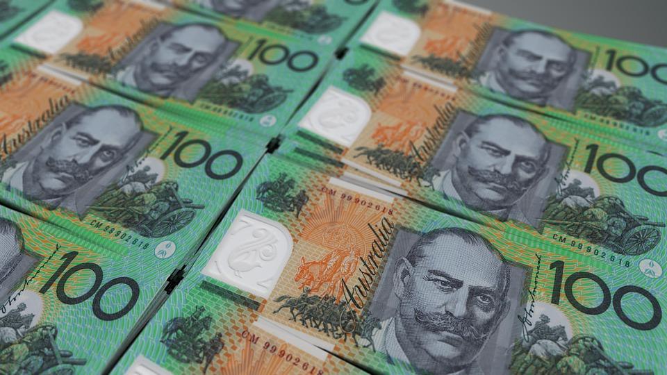 dolary austrálie