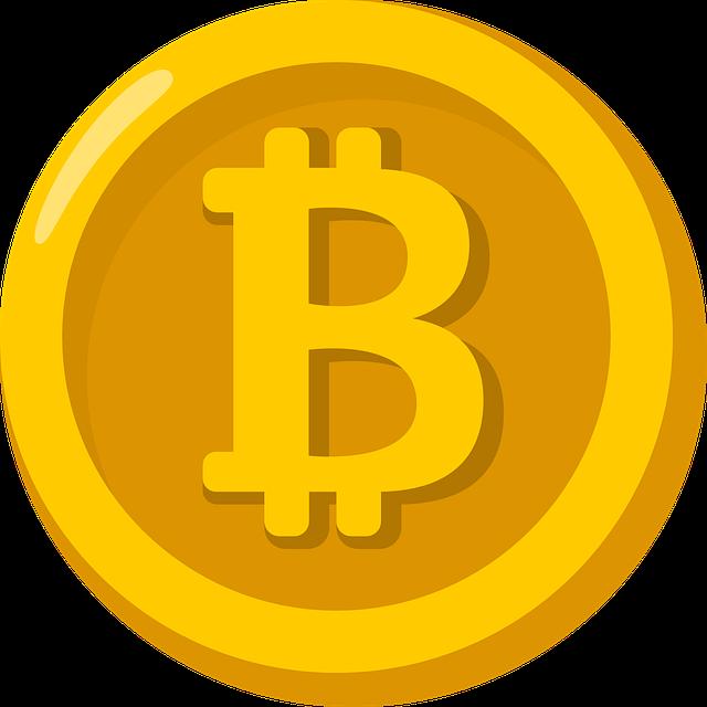 bitcoin ilustrace