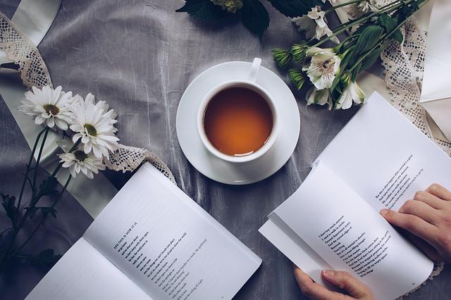 čaj k poezii