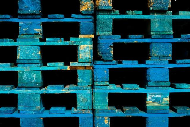 modrý nátěr