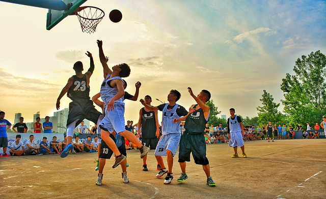 basketbalová liga
